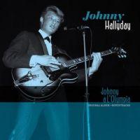 Cover Johnny Hallyday - Johnny à l'Olympia [2018]